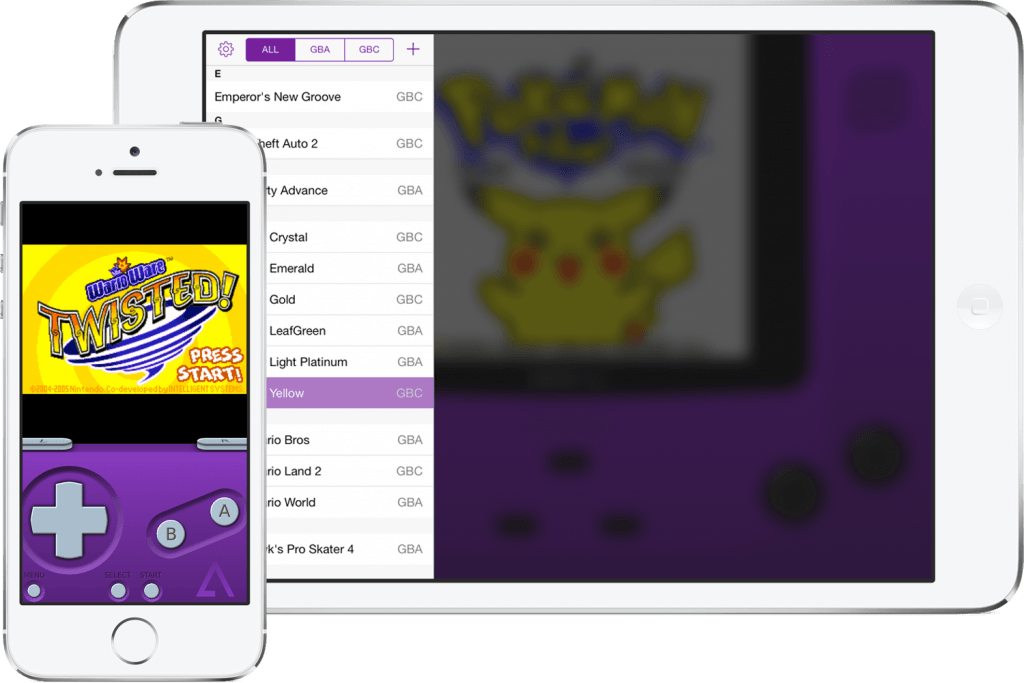 GBA4iOS Best Nintendo Emulator