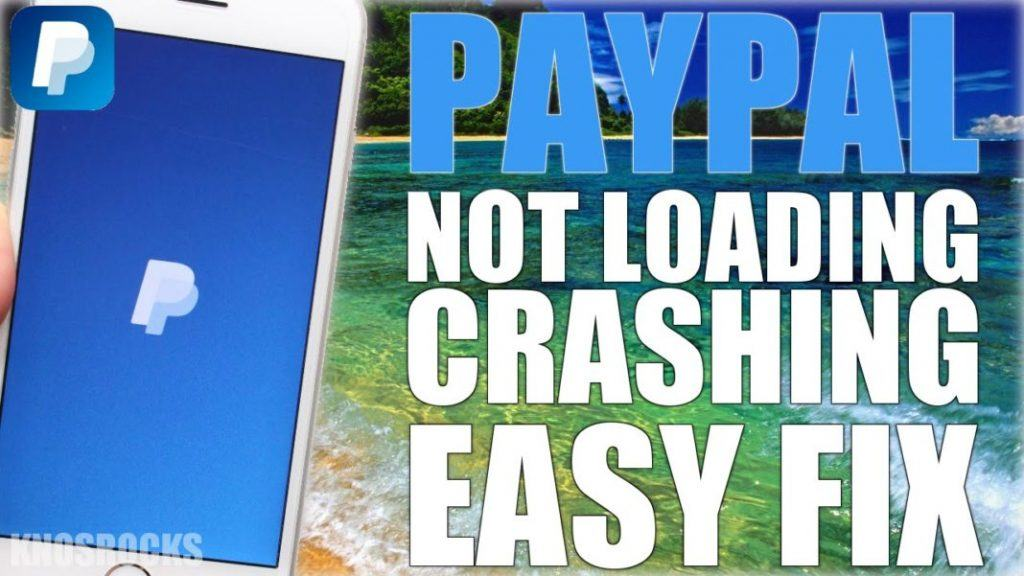 PayPal fix jailbroken device