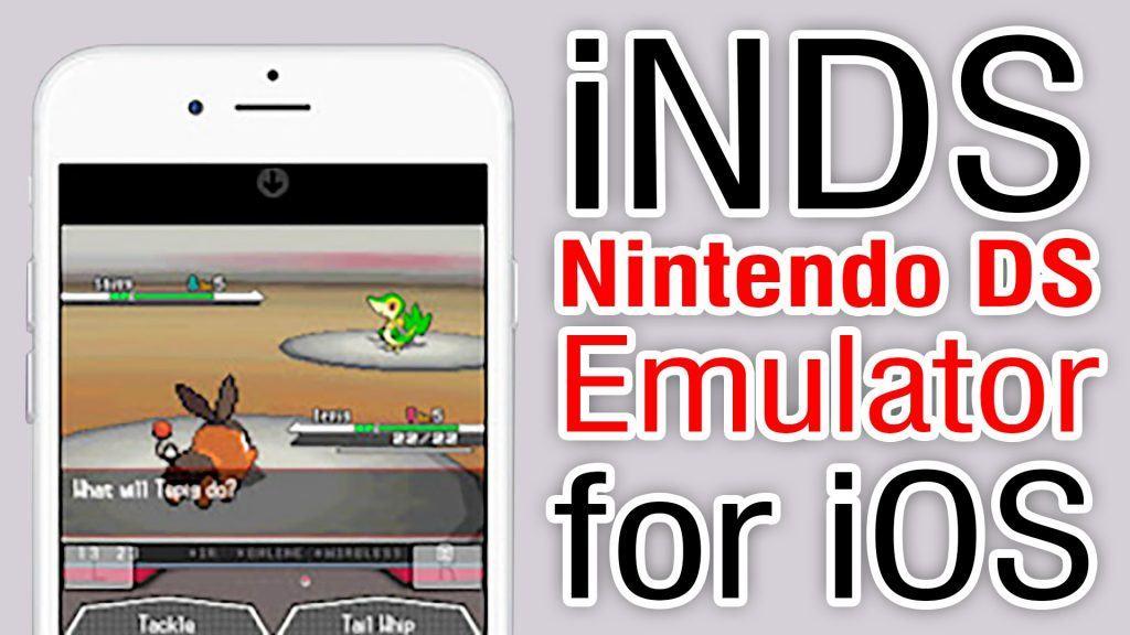 iNDS Nintendo DS Emulator