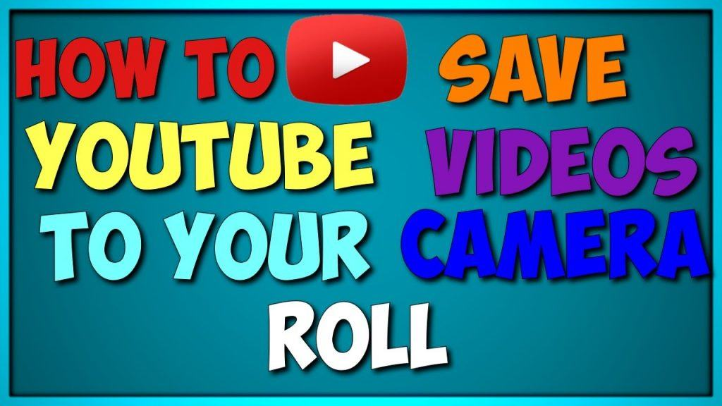 Save YouTube Videos