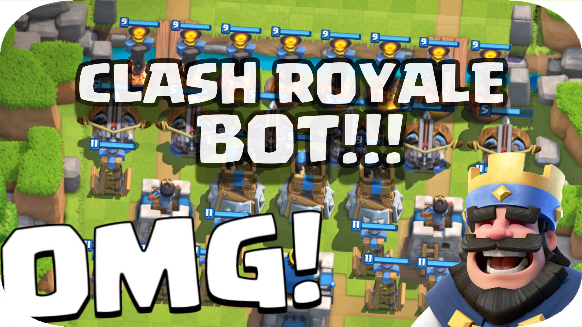 Clash Royale bot