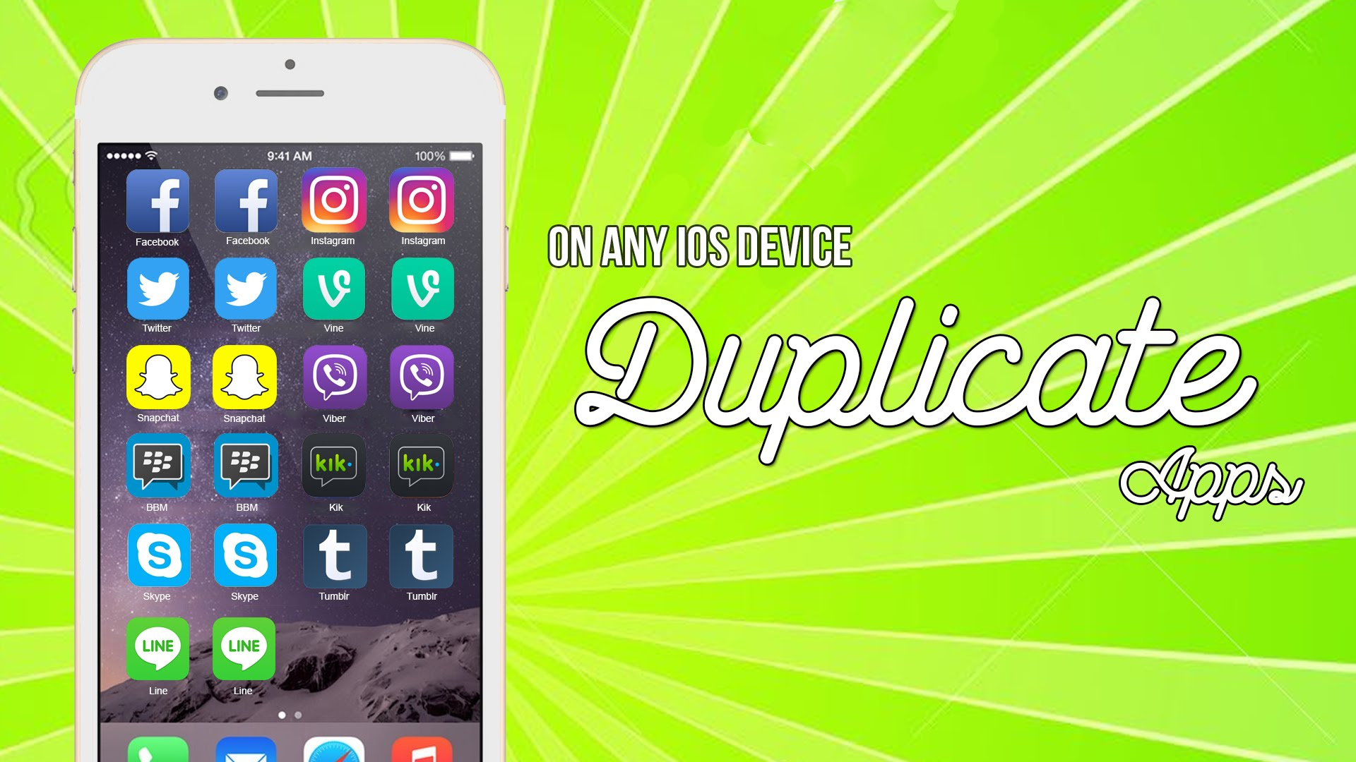 Duplicate an iPhone App Using AppDuplicator (How To)
