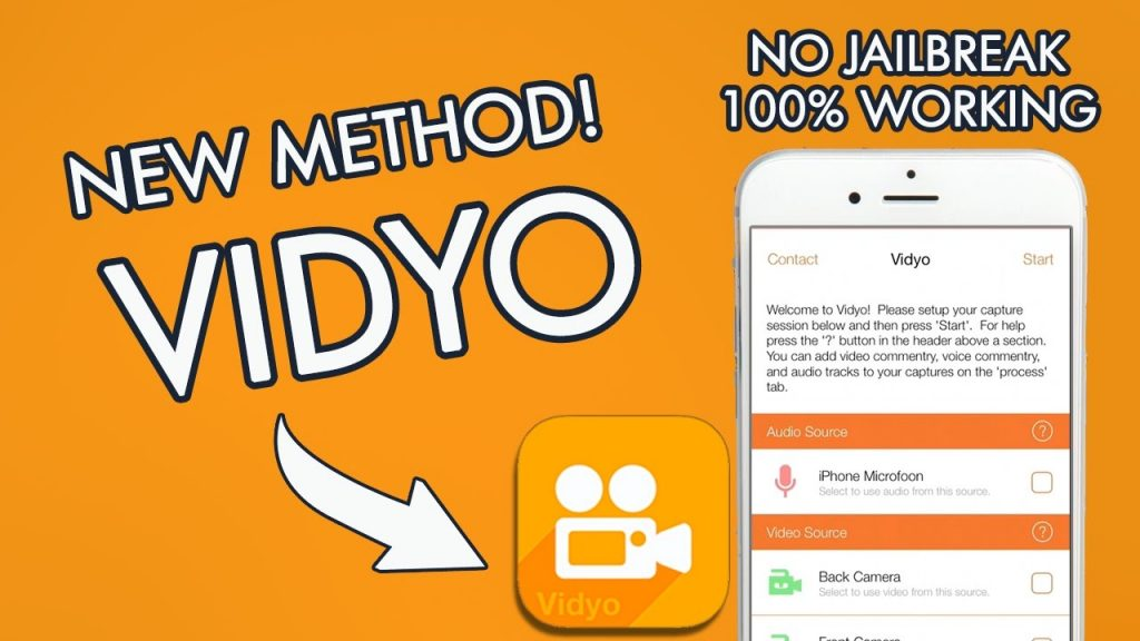 download Vidyo on iOS 10