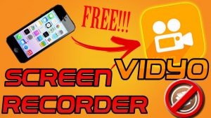 Install Vidyo: Record iPhone Screen on iOS 10 with Vidyo