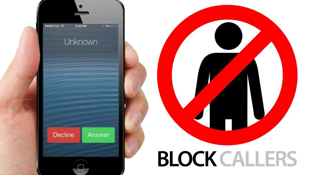 block unknown callers iphone