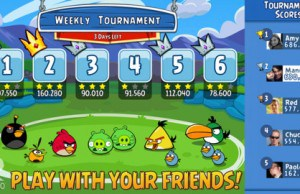 Angry Birds Friends Goes Available For iPhone & Android