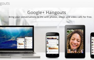 Google Announced Unified Hangouts Messaging Application for iPhone & Android