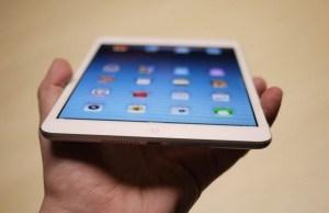 Two Retina Display iPad Mini Coming In 2013