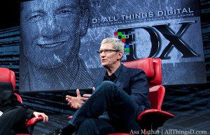 Tim Cook Hints at Upcoming Apple TV Product