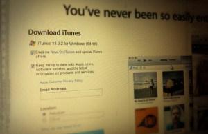 Microsoft Wants Apple To Launch Windows 8 iTunes App