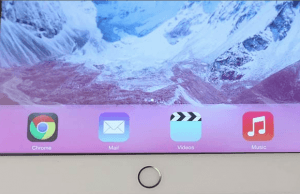 Touch ID To Come With iPad Air 2 and iPad Mini 3 This Year, Made More Durable With Tin