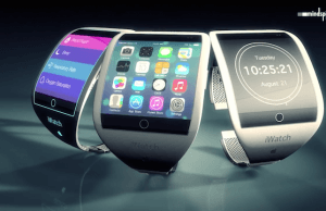 iWatch Concept Features Touch ID, Glow-in-the-dark BackLight