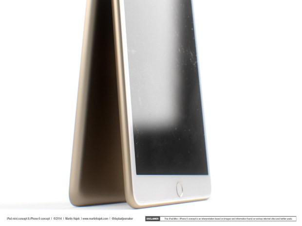 iPad mini 3 concept
