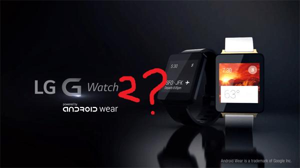LG G Watch 2 rumors