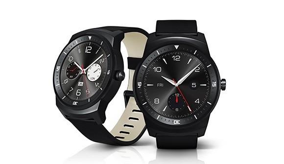 LG G Watch R revealed