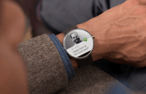 It's finally here! Check out the Moto 360!