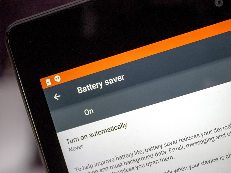 android lollipop battery life