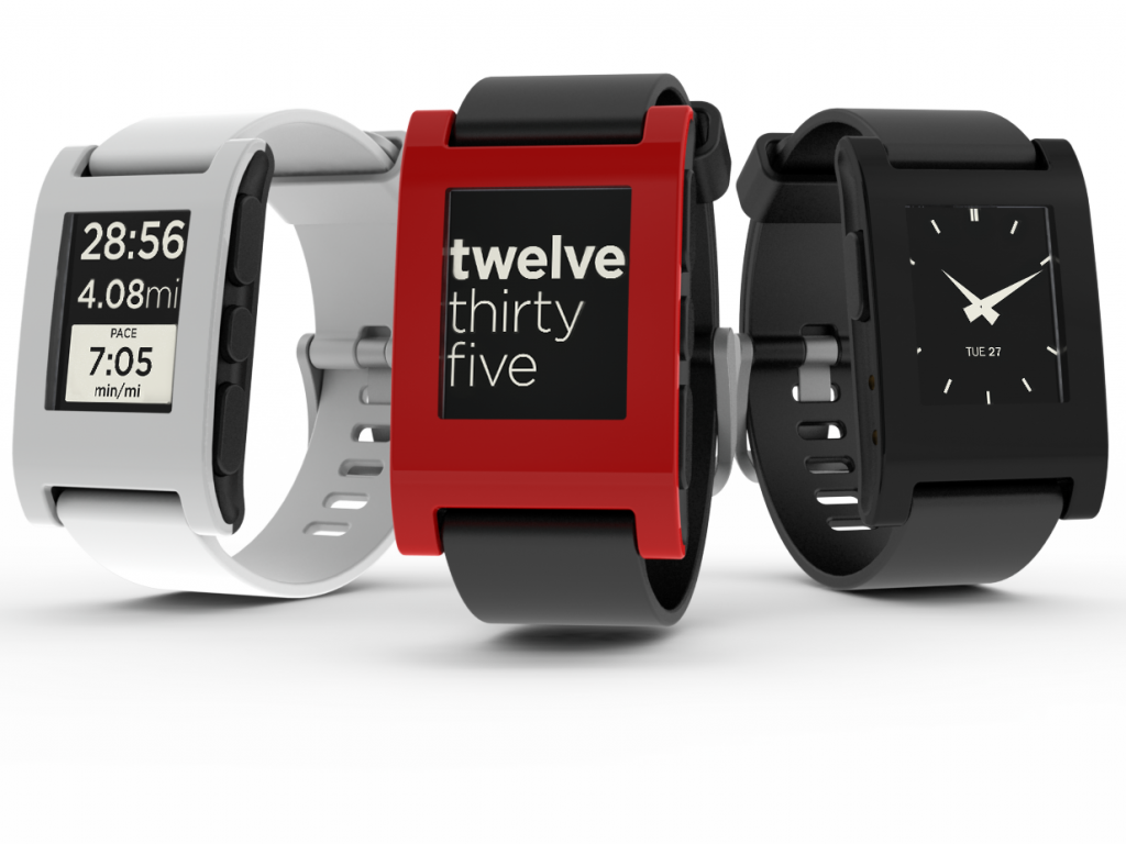 pebble watch review