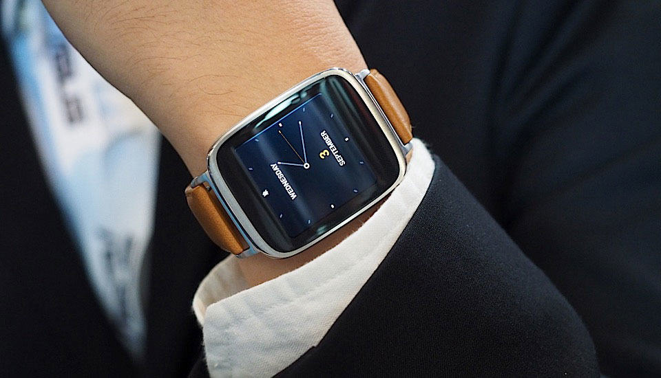 asus zenwatch best smartwatch for business