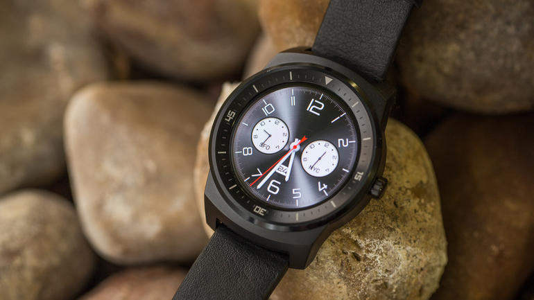lg g watch r best smartwatch for android