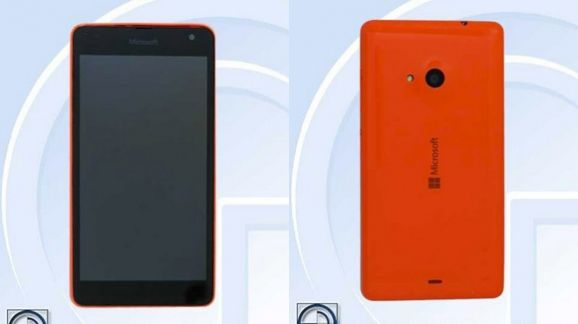 microsoft lumia phone leaked