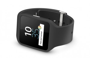 Sony SmartWatch 3, now available in the Play Store!