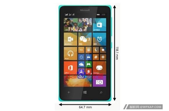 microsoft lumia 435 leaked