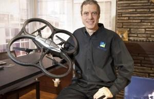 Craig Barratt's role in Google's wireless internet plan
