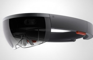 Microsoft unveils HoloLens, its own version of computer eyewear