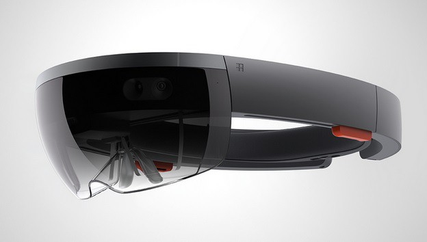 Microsoft unveils HoloLens, its own version of computer glass