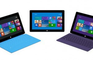 Surface 2 tablets running windows RT are out of stock from Microsoft's online store