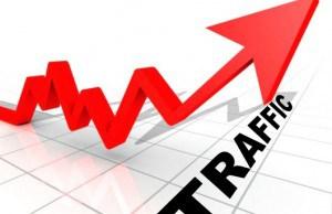 Web traffic, a shocking statistic