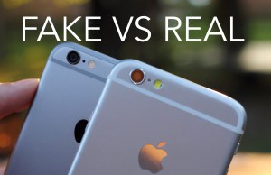 Avoid scams – How to spot a fake iPhone 6
