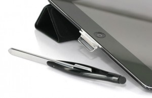 iPad Pro, now with a stylus?