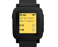 Leaked images reveal new Pebble Watch design!
