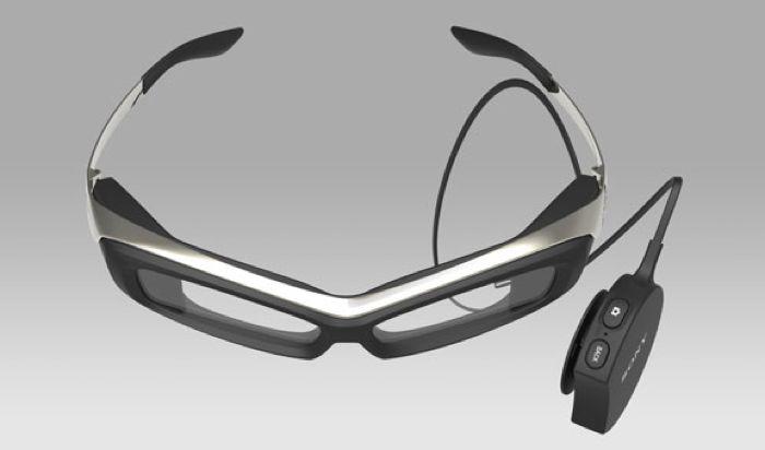 sony smarteyeglass developer kit