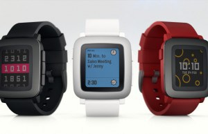The Kickstarter campaign for the Pebble Time was a huge success!
