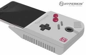 How to transform your iPhone 6 into a Game Boy, by Hyperkin