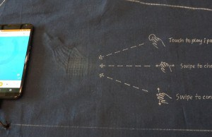 Google and Levi's are working at Project Jacquard