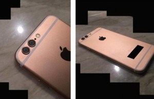 Check out the first images with the Rose Gold iPhone 6S!