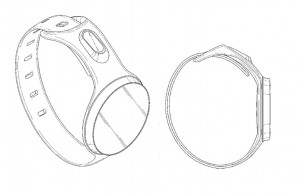 The round Samsung smartwatch, coming alongside the Galaxy Note 5