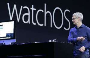 Apple's new watchOS 2.0, launched at WWDC 2015