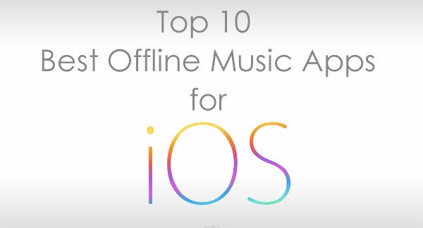 best offline music apps for ios
