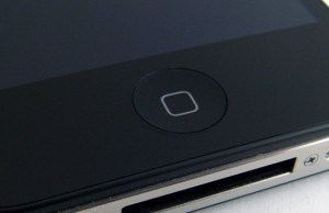 Apple could remove the home button from future models