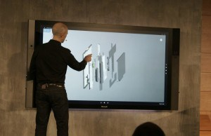 The 84″ Microsoft Surface Hub will have a starting point of $19,999