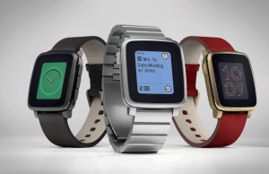 The Pebble Time app finally hits the App Store
