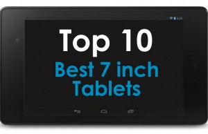 Best 7 inch tablets of the moment – Buying guide