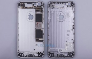 Like expected, the iPhone 6S won't bring any design changes
