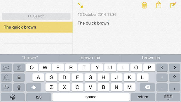 iphone 6 plus keyboard