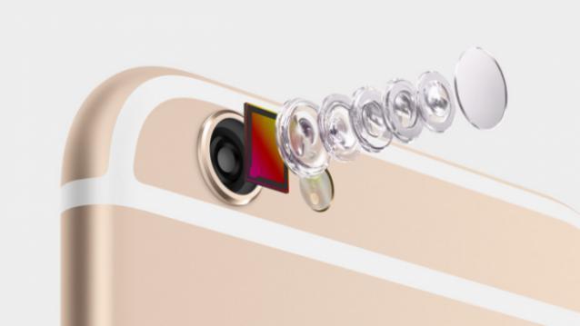 apple iphone 6 plus camera